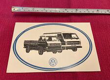 Aufkleber VW T2 Transporter