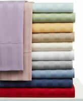 New Valance Collection 1 PC 1000TC Egyptian Cotton AU Queen Size Striped Colors