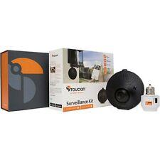 Toucan Outdoor 720p Wi-Fi Security Camera Surveillance Kit TSK100KU - New Other