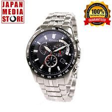 LAST ONE!! Citizen AT3004-58E Eco-Drive Chrono Atomic Radio Watch - 100% Genuine