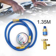 Auto Klimaanlage Kältemittel Füllschlauch Ladeschlauch mit Druckmanometer DE