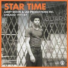 """LARRY DIXON & LAD PROD INC. """" STAR TIME """" CHICAGO 1971-87 4 X LP BOX SET NEW"""