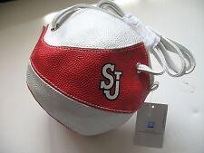 St. John's Red Storm New Purse Basketball Cross Body Handbag NCAA Licensed