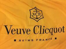 Veuve Clicquot ~ french Champagne Magnum advertising banner wine flag