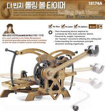 Academy Da Vinci series Rolling Ball Timer Plastic Model Edu Kit #18174