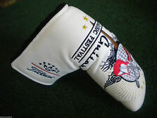 RARE New Titleist Scotty Cameron USA Golf & Guitars Head Cover Putter Headcover