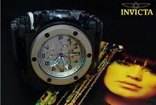 New Invicta 14515 Coalition Force Jason Taylor LE Swiss Quartz Chronograph Watch
