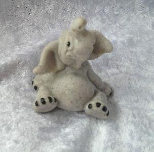 Quarry Critters Elliot ..Elephant Figurine..BNIB