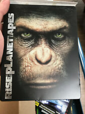 Rise of the Planet of the Apes - Limited Edition Steelbook [Blu-ray] AS IS