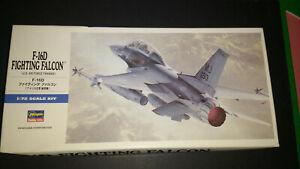 Hasegawa 1/72 D15 F-16D Fighting Falcon