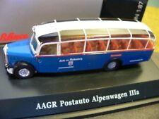 1/87 Schuco Saurer AAGR Postauto Alpenwagen IIIa 45 261 6200