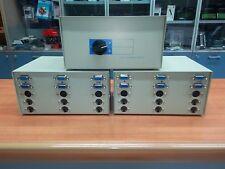 DATA TRANSFER SWITCH - VGA - SERIALE DB9 - DIN A CINQUE PIN - PS2 -