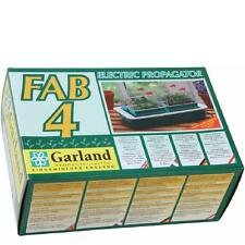 GARLAND FAB 4 ELECTRIC 10 WATT  WARM HEATED PROPAGATOR SEED COMPOST G125