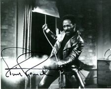 RICHARD ROUNDTREE signed Autogramm 20x25cm SHAFT In Person autograph COA