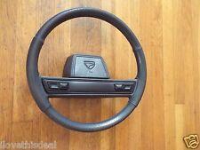 Original 1990-1991-1992 Eagle Premier ES Steering Wheel & Horn Pad-Grey]