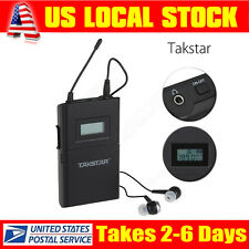 TAKSTAR WPM-200 In Ear Professional Stage Wireless Monitor Receiver 780-789MHz