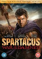 Nuovo Spartaco - War Of The Damned DVD