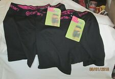 Set of Three (3) Pair Women's CANARI Bicycling Shorts-Size Small-New with Tags