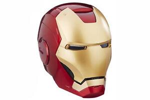 Hasbro Marvel Legends Iron Man Helm mit Licht & Sound