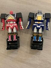 Mighty Morphin Power Rangers Shogun - Deluxe Megazord: Blue & Pink Zords (Arms)