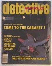 Detective World Dec 1977