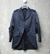 Kei Kagami - Ladies Tailored Tails Jacket in Cotton Twill / carpe diem .