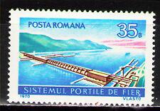 Romania 1970 Sc2187 Mi2864 1v  mnh  Hydroelectric plant at the Iron Gate