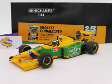 Minichamps 510932805 # M. Schumacher Benetton B193B GP Germany Winner 1993 1:18