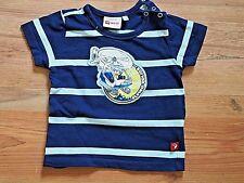 Orig LEGO T-Shirt Gr. 80/12-18 Monate  - dunkelblau/hellblau - sehr gut erhalten