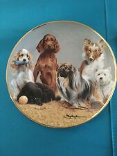 Top of the Class by James Killen ~ Aspca ~ Franklin Mint Collectors Plate