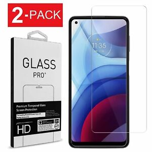 For Motorola Moto G Power Play Stylus 2021 5G Tempered Glass Screen Protector