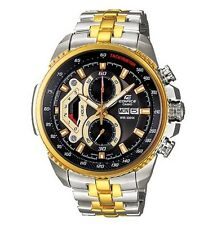 Casio Edifice EF-558SG-1A Stainless Steel Analog Chronograph Men's Watch