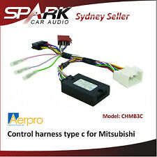 ADRO Control harness type c for Mitsubishi Outlander 2013+ SWC primary CHMB3C