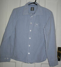 H&M Long Sleeve 100% Cotton Shirts (2-16 Years) for Boys