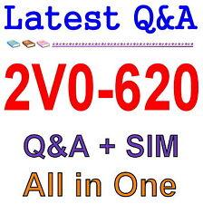 vSphere 6 Foundations Beta 2V0-620 Exam Q&A PDF+SIM