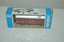 WAGON  CONTAINER COUVERT 4410 DB  MARKLIN NEUF TRAIN/LOCO/CAR CONTAINERGWAGEN