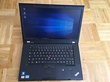 """Lenovo ThinkPad W530 2447-43G  i7-3820QM 32GB 1000GB HDD NVIDIA K2000M 2GB 15,6"""""""