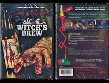 Witch's Brew - Brand New DVD - Rare, Out Of Print
