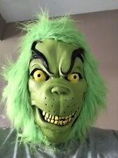 Grinch Adult Mask
