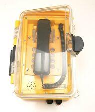 Wetterfestes Outdoor VoIP-Telefon InduTel IP für Innen- und Außenbereich IP 66