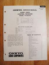 Luxman TX-DS575X  Service Manual
