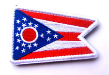 ohio state STATE FLAG USA ARMY MORALE TACTICAL BADGE   PATCH  sh +  518