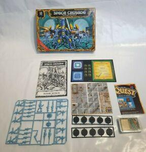 Space Crusade: Eldar Attack - MB - Unused/Unpunched/On Sprues - Board Game