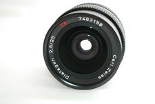"""Contax Carl Zeiss Distagon T* 25mm F/2.8 MMJ """"Excellent++""""  #4157"""