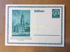 EBS Germany 1933 Postal Card Frederick the Great Potsdam P248