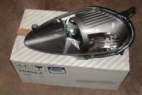 Fiat Grande Punto LH Headlamp Part Number 51833192 Genbuine Fiat Part