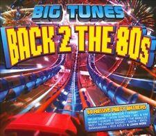 Big Tunes-Back 2 el 80s CD Kylie, Wham, Mel & Kim, Bros, Bananarama, Europa..