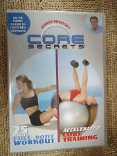 Core Secrets: 25 Minute Full Body Workout / Accelerated Core Training (2 DVDs)
