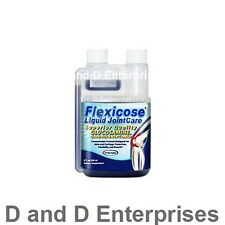FLEXICOSE PREMIUM LIQUID GLUCOSAMINE FOR ARTHRITIS AND JOINT PAIN. FAST RELIEF!