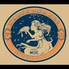 moe. Warts and All, Vol Two 3 CD SET volume 2 MOE